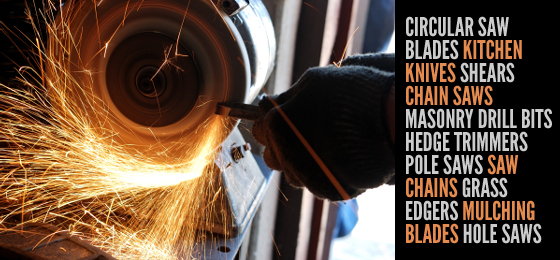 Asheville's Sharpest Edge LLC | Tool sharpening & sales