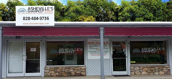 Asheville's Sharpest Edge, Asheville, NC